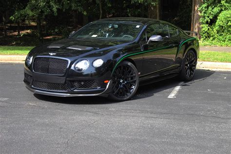 bentley continental gt3 r black 2015 bentley continental gt3 r stock 5nc050691 for sale