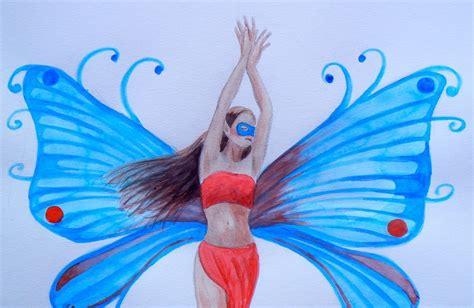 imagenes de hadas realistas c 243 mo dibujar y pintar un hada arte divierte youtube