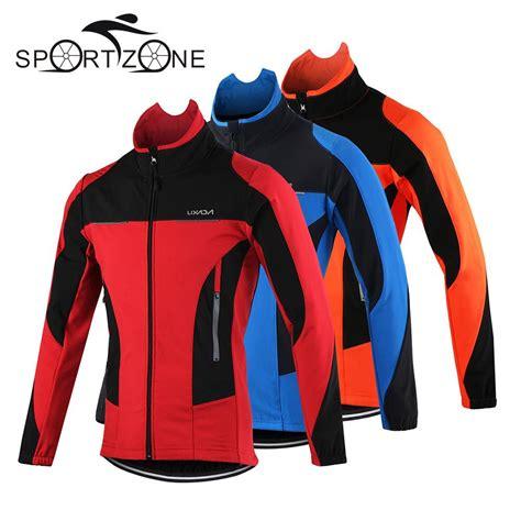 mtb cycling jacket lixada 2017 thermal cycling jacket winter warm up bicycle