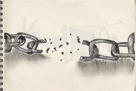 manos cadenas rotas dibujo art 237 sto y volumen sandra garc 237 a d 237 az dibujos