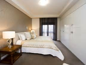 beige bedroom design idea from a real australian home
