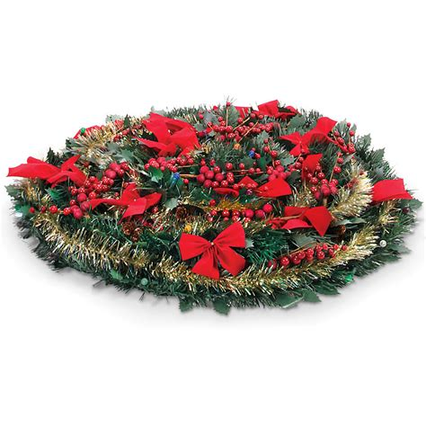 the tabletop prelit christmas tree hammacher schlemmer the cordless prelit pop up christmas tree 9 hammacher