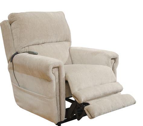 ottoman power catnapper warner power headrest power lift lay flat