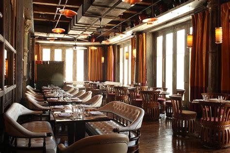 Spice Kitchen Nyc by Luxury Modern Restaurant Interior Design Dbgb Kitchen Bar