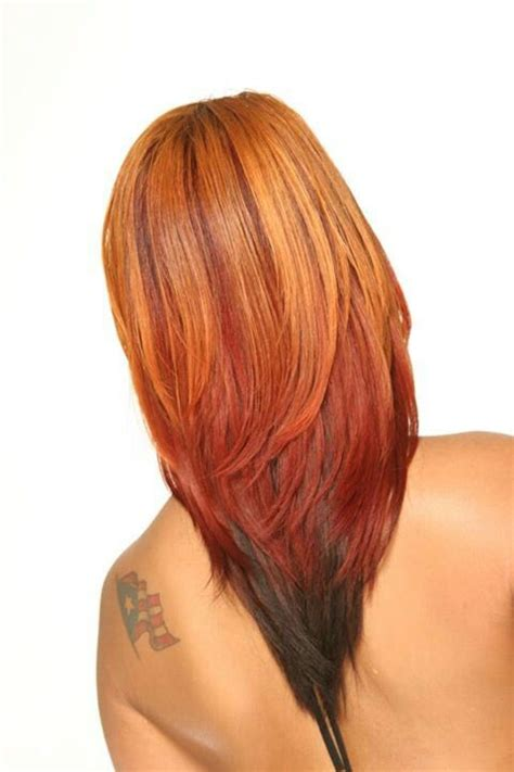 feathered colored bobs 92 best images about beautiful bobs on pinterest