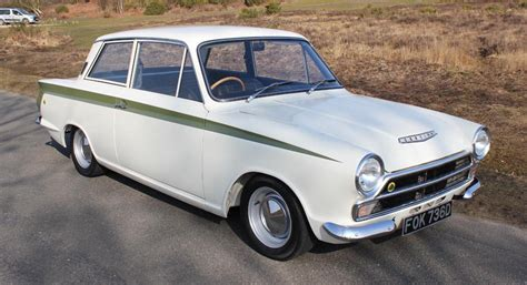 ford lotus cortina mk1 1966 ford lotus cortina mk1 costs more than a used nissan gt r