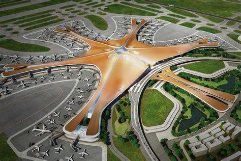 Biggest Backyard Beijing S New Mega Airport Will Shake Up Chinese Airline