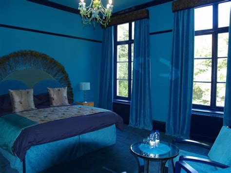 Blue Room by 14 Color Theory Basics For Home Design
