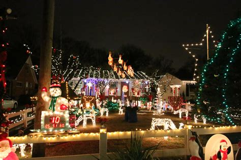 top 5 free christmas light displays in louisville ky