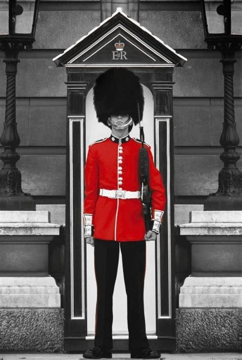 Modern Wall Art Stickers london royal guard poster europosters
