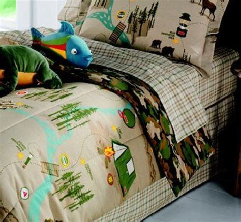 outdoor themed bedding kreative kids c themed bedding so cute cing recreation pinterest twin
