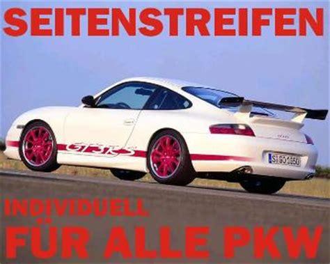 Porsche Aufkleber Seitlich by Autoaufkleber24 De Style Zierstreifen