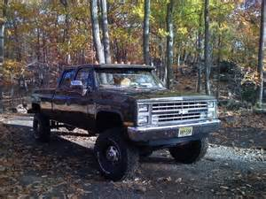 sell used 84 chevy k30 3 3 crew cab 4x4 vortec 5 7 gear