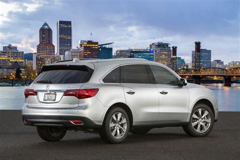 2014 Acura Mdx Backup Sensors by 2014 Acura Mdx Acura Rdx Earn Five Crash Test Rating