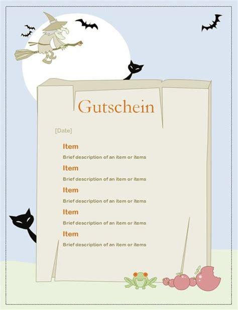 Word Vorlage Gutschein Essen Invitation