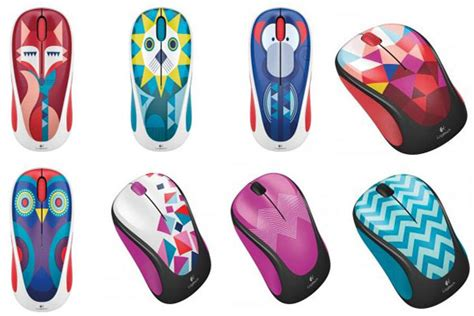 Mouse Logitech Kecil logitech s new m238 wireless mouse designs are colorful