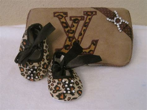 louis vuitton baby shoes baby wipe and shoes louis vuitton by sassykatboutique