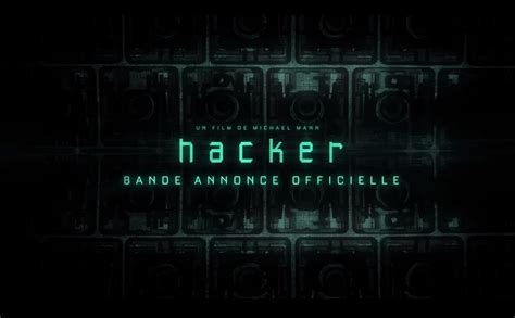 hacker film germany hacker bande annonce vf au cin 233 ma le 18 mars youtube