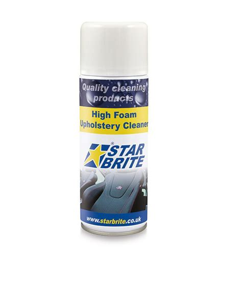 upholstery cleaner foam upholstery archives starbrite