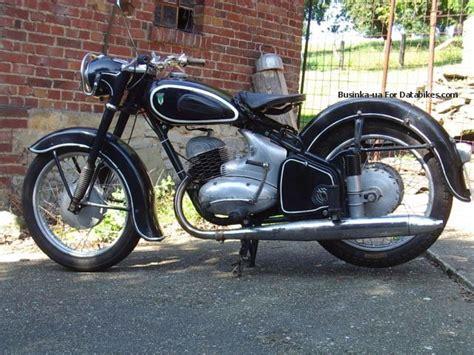 Dkw Motorrad Modelle by 1954 Dkw 250 2