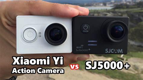 tutorial menggunakan xiaomi yi camera xiaomi yi action camera vs sj5000 sj5000 plus youtube