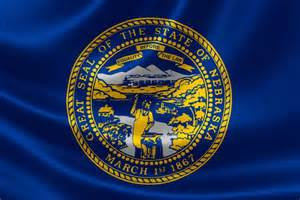 nebraska colors nebraska flag flies for 10 days and no one
