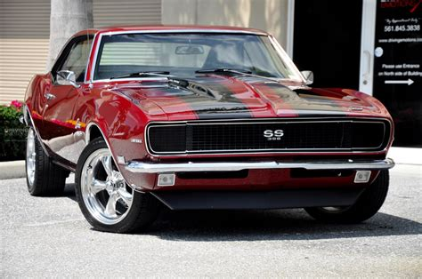 Home Interior Colors by 1968 Chevrolet Camaro Ss Ss Stock 5879 For Sale Near