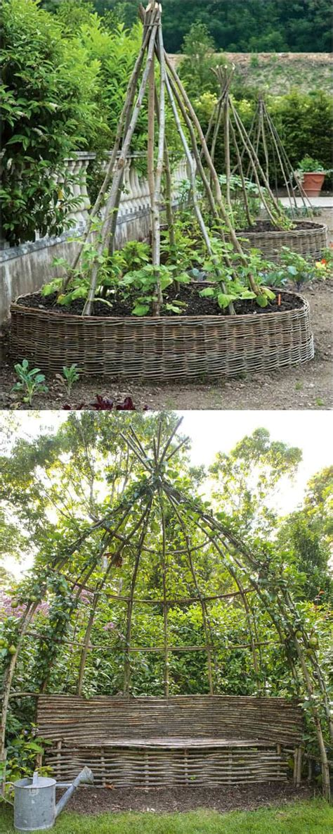 Garden Structures Ideas 21 Easy Diy Trellis Vertical Garden Structures Page 3 Of 3 A Of Rainbow