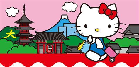 hello kitty wallpaper japan hello kitty loft visit japan with hello kitty