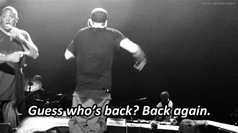 eminem guess whos back 10 thoughts you have during final exams her cus