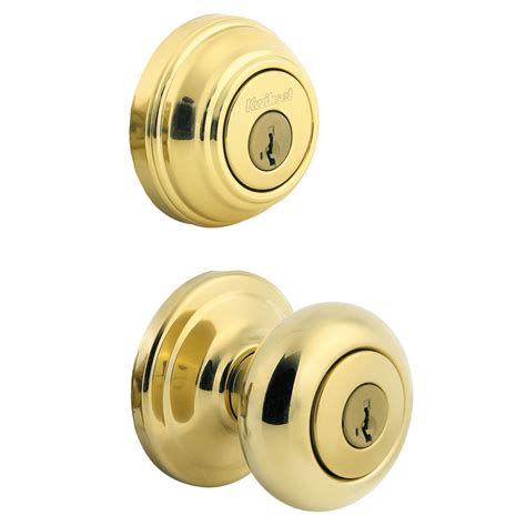 shop kwikset signature juno smartkey polished brass
