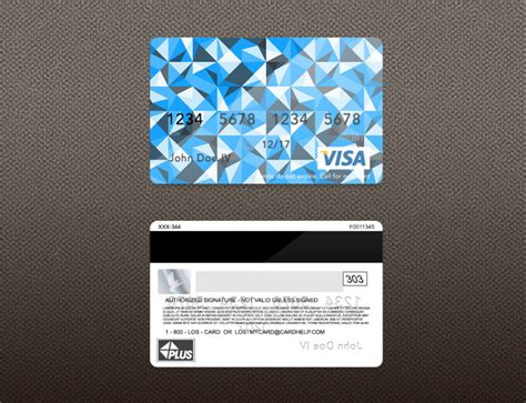 Bfgi Bank Credit Card Template by Bank Card Credit Card Layout Psd Template By Zachary