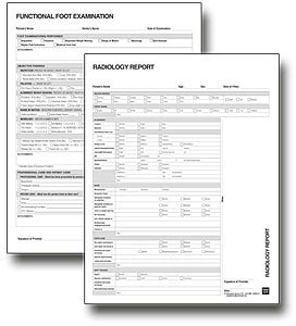 chiropractic x report template free forms the paperwork project