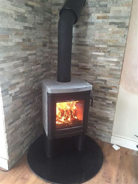 Small Wood Burning Stove For Garage by 230 Best Images About Contura Stove Installations On