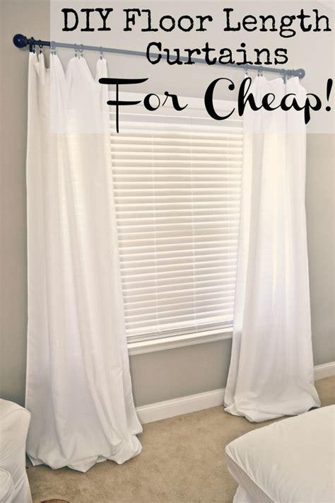 curtains floor length diy floor length curtains tablecloths gift cards and