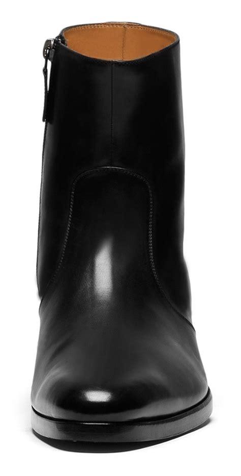 Handmade Dress Boots - handmade leather dress boot mens genuine leather