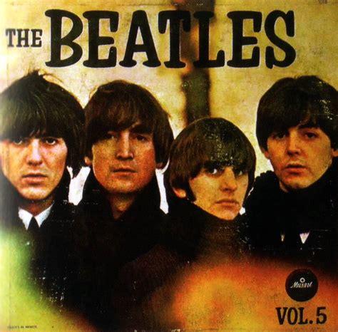 The Beatles 5 the beatles vol 5 album artwork mexico the beatles bible