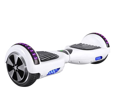 Multi Color 6 5 Inch Hoverboard With Bluetooth Speakers