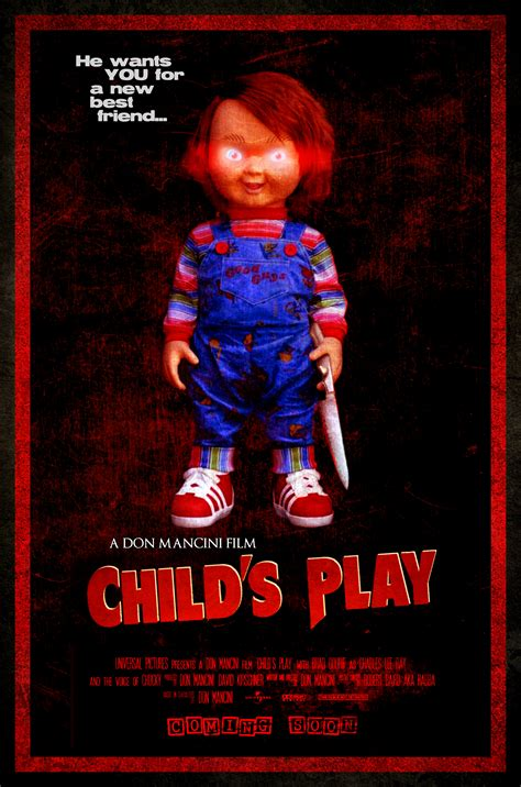 chucky movie child s play child s play the movie that has haunted my dreams
