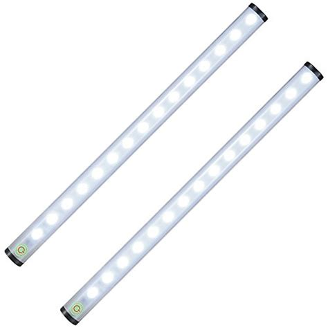 stick on lights for closets 2 pack rechargeable stick anywhere closet lights by weefun