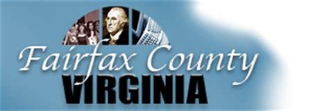 Fairfax County Va Records Homepage Fairfax County Virginia