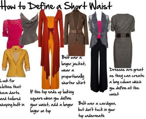 7 Must Fashion Tips by How To Define A Waist Paperblog