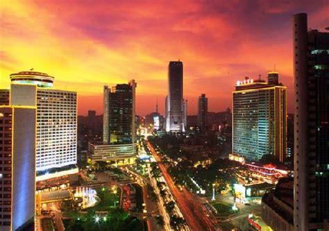chinas  beautiful cities  night china whisper