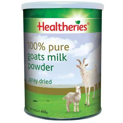 Endi Goat Milk Powder For buy healtheries goats milk powder 450g at chemist