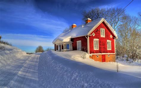 winter house sweden world is the house