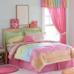 jcpenney clearance rainbow stripe comforter set more