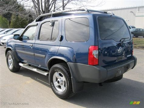 2011 indigo blue nissan xterra s 4x4 46870220 photo 12 gtcarlot car color galleries