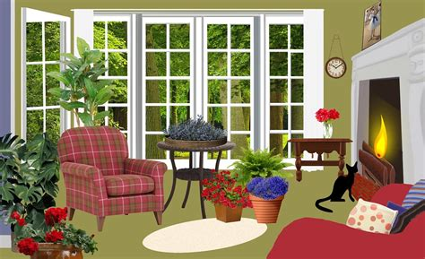 wohnzimmer clipart free illustration living room living fireplace free