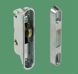 82 244 patio door mortise lock and keeper swisco