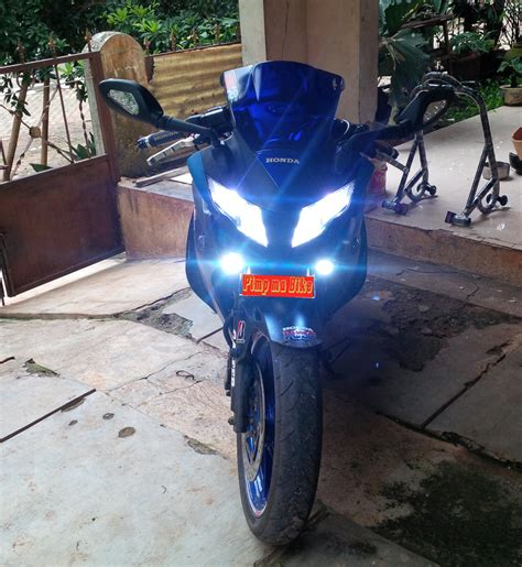 Lu Led Motor Yang Bagus lu utama led cree h4 h7 v16 turbo til stylish